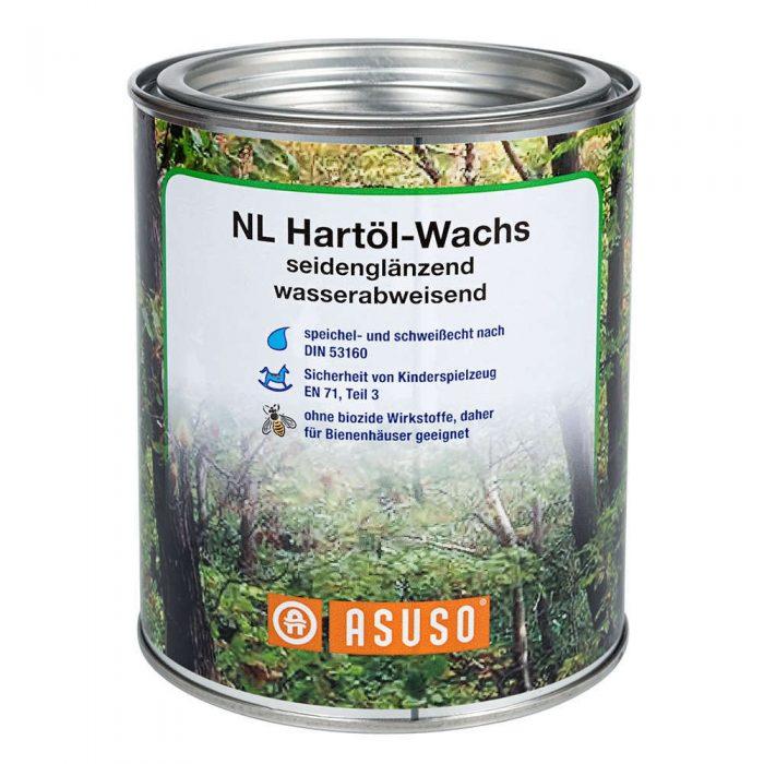Asuso NL Hartol Wachs