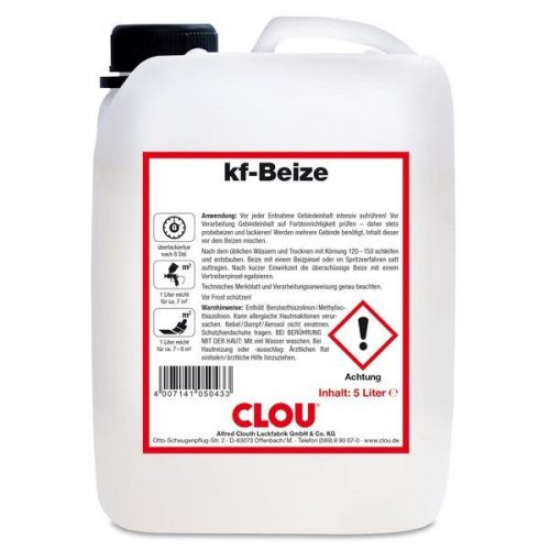 Clou kf beize 5l
