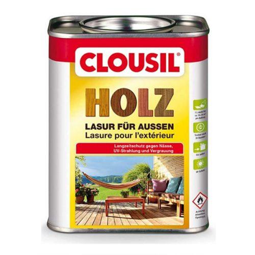 Clousil Holz