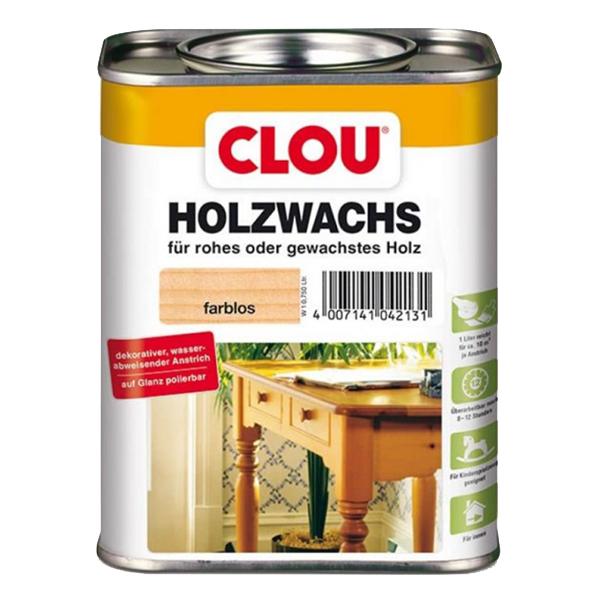 CLOU Holzwachs