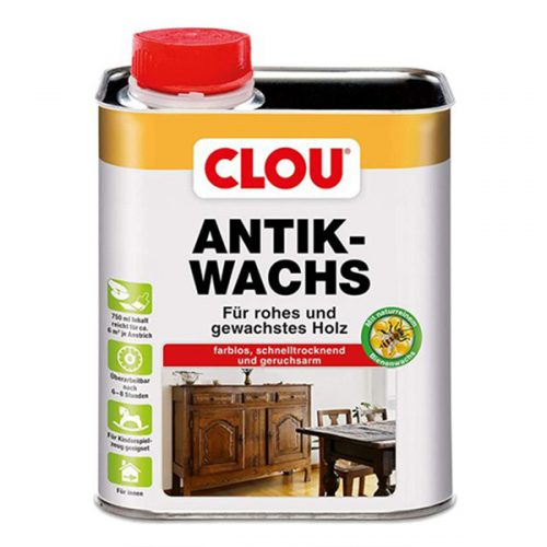 CLOU antikwachs