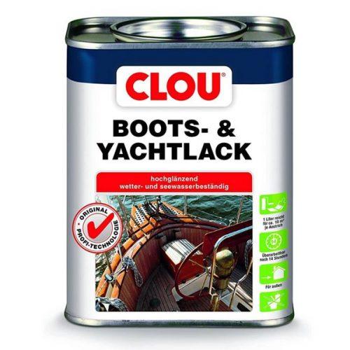 Clou Boots Yachtlack 075l