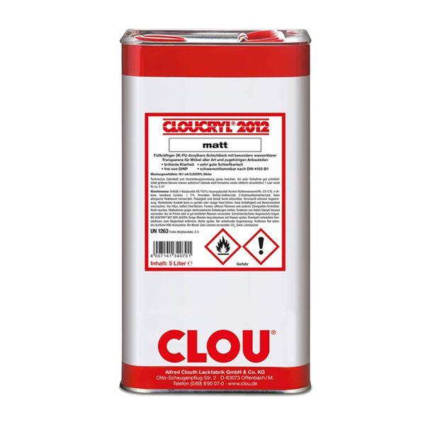 Clou Cloucryl 2012