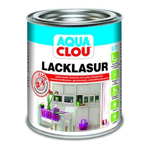 Clou lack lasur L17 075l