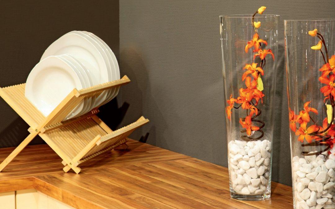 Ako upraviť drevenú pracovnú dosku v kuchyni