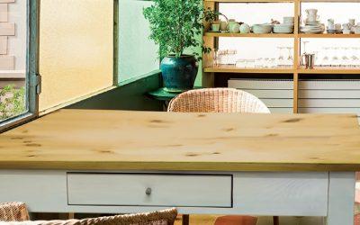 Ako upraviť nábytok vo vidieckom štýle